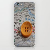 iPhone & iPod Case featuring Adventure by Jake Stanton