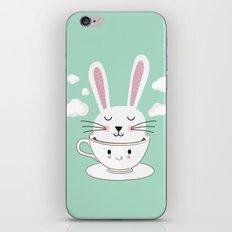 Take a Cup of Bunny iPhone & iPod Skin