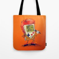 Game Bowie Tote Bag