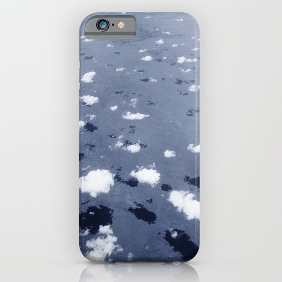 Clouds over the Australian outback. iPhone & iPod Case