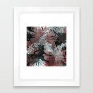 Splash 1 Framed Art Print