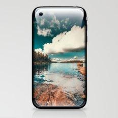 Belle Svezia iPhone & iPod Skin