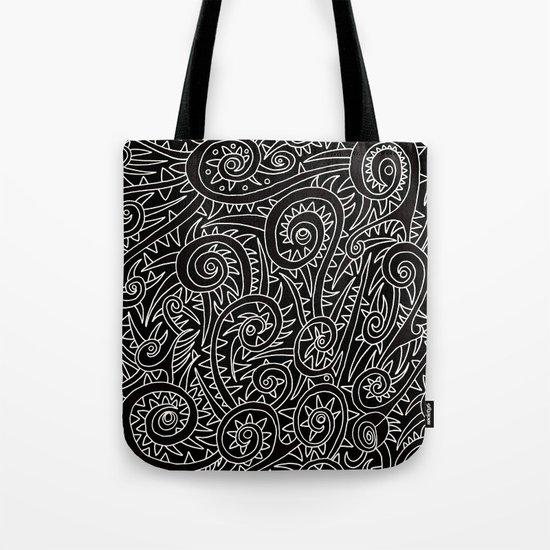 - burnt - Tote Bag