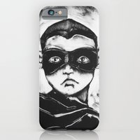 iPhone & iPod Case featuring Superboy by Lori Dean Dyment