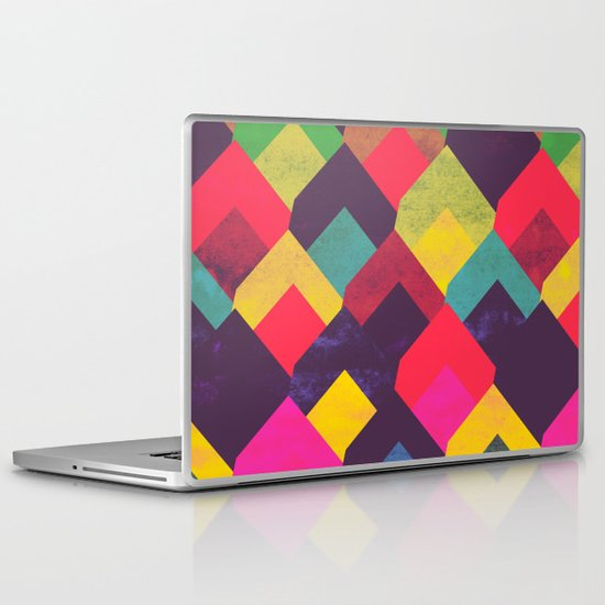colour + pattern 11 Laptop & iPad Skin