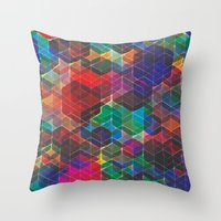 Cuben Splash 2015 Throw Pillow