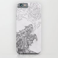 dragon fire artist iPhone 6 Slim Case