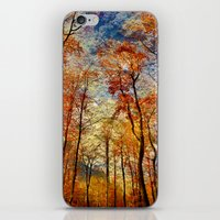Dreamwood iPhone & iPod Skin
