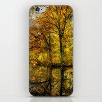 Fall Colors Of New Engla… iPhone & iPod Skin
