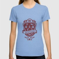 Totem Emblem Womens Fitted Tee Athletic Blue SMALL