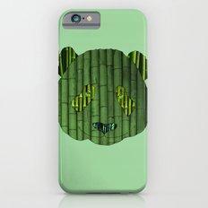 Panda & bamboo iPhone 6s Slim Case