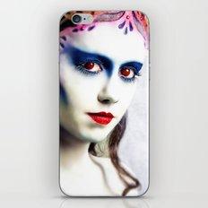 Queen of hearts  iPhone & iPod Skin