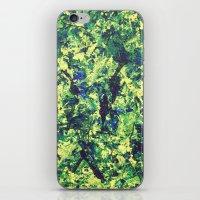 Moss Skin II iPhone & iPod Skin