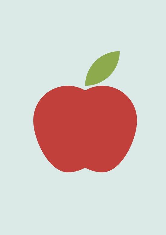 Apple 15 Art Print
