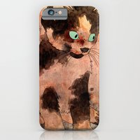 iPhone & iPod Case featuring The Beast by Kiki Stardust (OLD)