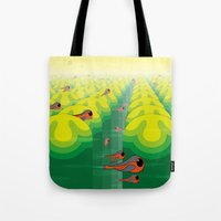 SF SolarBugs Tote Bag