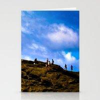 The Climb Stationery Cards