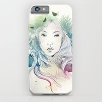 iPhone & iPod Case featuring aoki by Guerriero