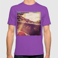 Highway 1 Mens Fitted Tee Ultraviolet SMALL