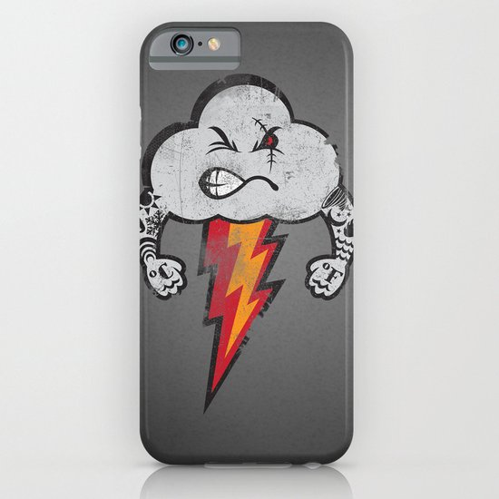 Bad Weather iPhone & iPod Case