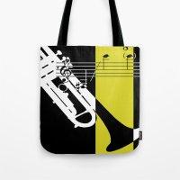 Brass II Tote Bag