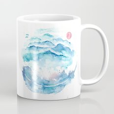 As If the World I Carry Could Crush Me Mug