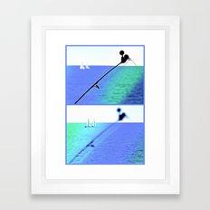 Long Live The Weekend! Framed Art Print