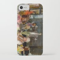 community iPhone & iPod Cases featuring Community by rcknroby