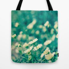 Looking at the sun Tote Bag