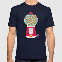 We're All In This Together Mens Fitted Tee Navy SMALL