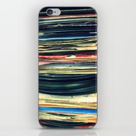 Put Your Records On iPhone & iPod Skin