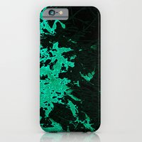 iPhone & iPod Case featuring Coloured Rain by CARROL