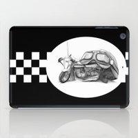 Cafe Racer II iPad Case