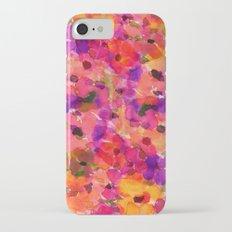 Fleur Rouge Slim Case iPhone 7
