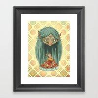 Hansel & Gretel Framed Art Print