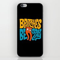 Britches Be Crazy iPhone & iPod Skin