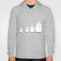 Couple of TOTORO's Friends Hoody
