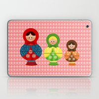 Matrioskas (Russian Doll… Laptop & iPad Skin