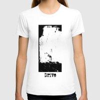 drive T-shirts featuring Drive by Slug on a Razor