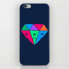 Mansions iPhone & iPod Skin