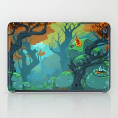End of Fall iPad Case