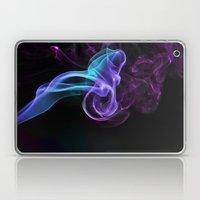 Colored Smoke Laptop & iPad Skin