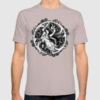 Kali Mens Fitted Tee Cinder SMALL