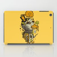 A Disorientated Duck Goe… iPad Case