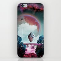 NMS-9747 iPhone & iPod Skin