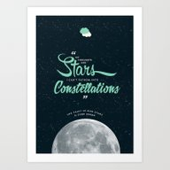 Art Print featuring The Fault In Our Stars by Thatfandomshop