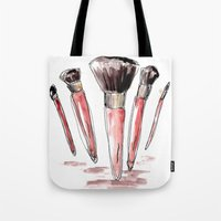 These look familiar.. Tote Bag
