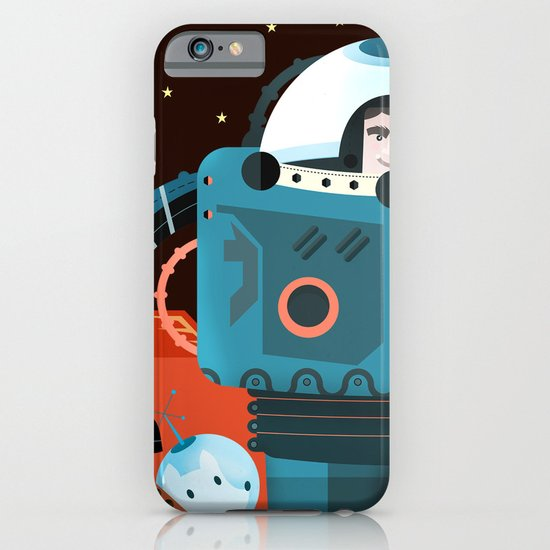 Life on mars iPhone & iPod Case