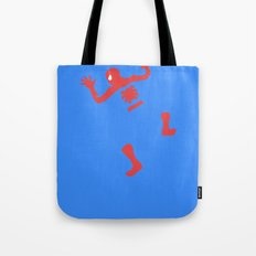 Does Whatever A Spider Can Tote Bag