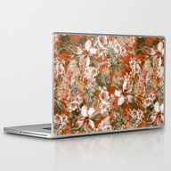 Tropical Orange Laptop & iPad Skin